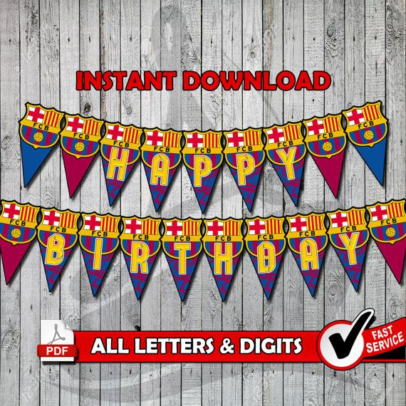 Thanks for visiting my shop! >> !!! INSTANT DOWNLOAD !!! <<  >> SIZE >> 7.5 X 10.5 EACH BANNER PIECE << (should be printed on 8.5 x 11 sized sheets) >> FOUR (4) .PDF FILES (Others formats are available after special request) * Containing - HAPPY BIRTHDAY SIGN - ALL LETTERS - ALL DIGITS - ALL SPACERS  >> By purchasing this listing you will receive DIGITAL FILES ONLY and NO ACTUAL PRINTED GOODS  >> Please contact me if you need CUSTOMIZATION or simply REQUEST A CUSTOM ORDER   ★★COPYRIGHT…