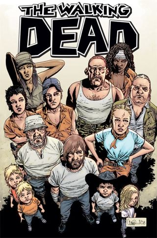 THE WALKING DEAD comic book - See best of PHOTOS of the Zombie TV series http://www.wildsound-filmmaking-feedback-events.com/the_walking_dead.html