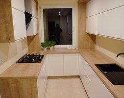 Kuchnia styl Nowoczesny - zdjęcie od szafynawymiar24