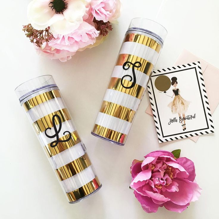 Bold Stripes Tumbler