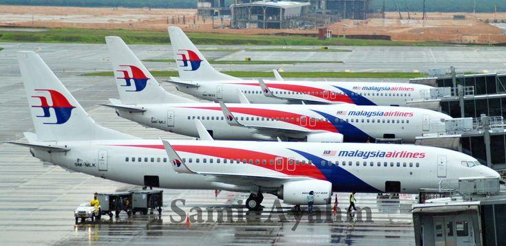 https://flic.kr/p/Zd8jgC | Malaysia Airlines. Boeing 737-8FZ. 9M-MLK. Kuala Lumpur - International (Sepang) (KUL / WMKK), Malaysia. 23-12-2012. Delivered 22-9-2011. Rainy day at Kuala Lumpur.
