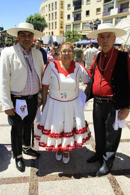 Ver trajes típicos de Chile - Imagui