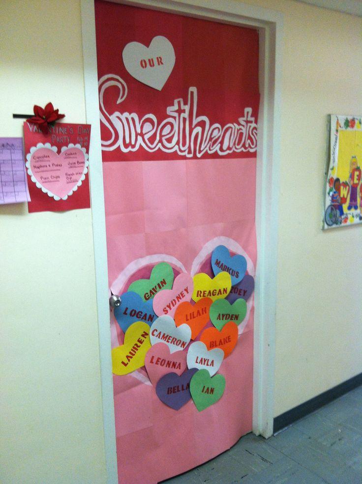 Valentine Door :)