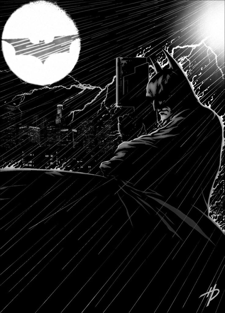 The Dark Knight Rises 3 by ~Hal-2012
