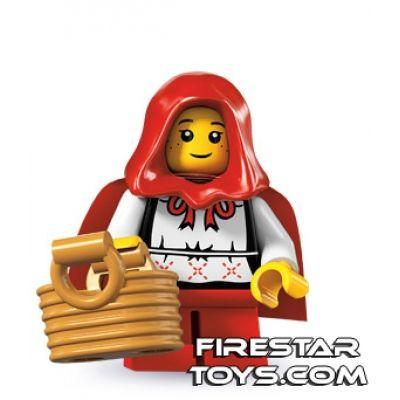 LEGO Minifigures - Grandma Visitor (firestartoys, 2013)