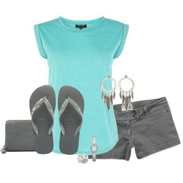 blue and grey.. cute...