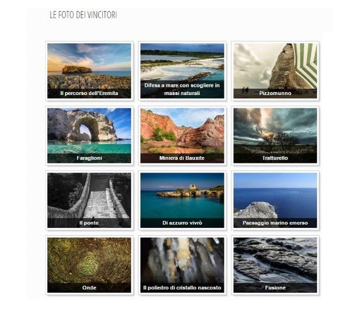 Resi noti i vincitori di Sigea per il calendario 2017 con le immagini della Puglia