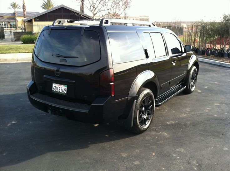 Another Hkorsmoe 2008 Nissan Pathfinder post... Photo 18794596