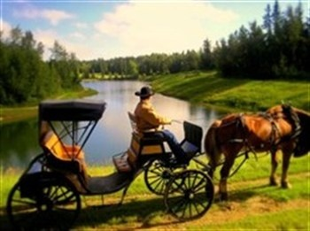 Heritage Ranch - Red Deer, Alberta  Trail Rides | Carriage Rides