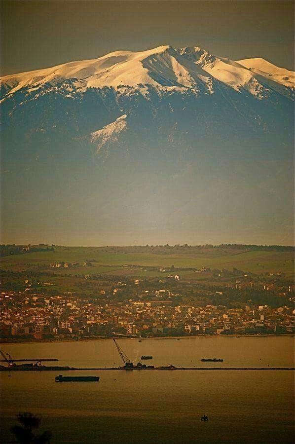 Το βουνο Ολυμπος!