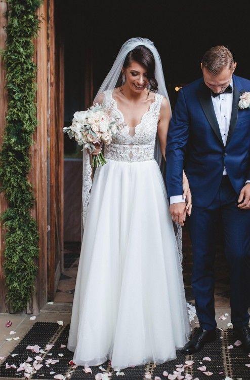 Suknie Suknia ślubna Salon Sabe 2 00000zł Slub Na Glowie W 2019