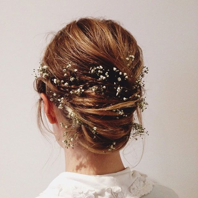 VENDOR LOVE || Our darling friend @_abbeylove creates the most exquisite Bridal Beauty. Her taste is impeccable, isn't this Bridal up do perfection!