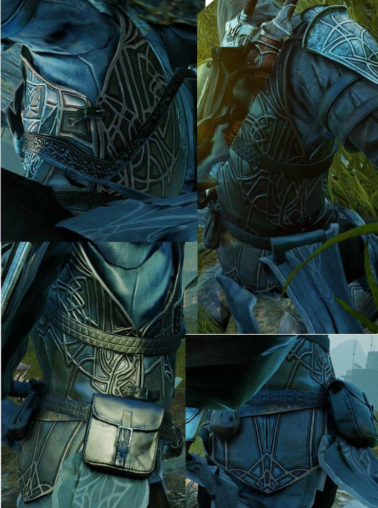 Shadow of mordor cosplay