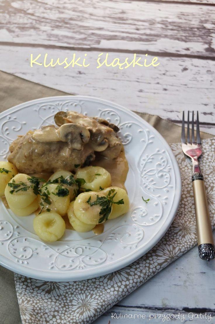 Kulinarne przygody Gatity: Kluski śląskie II
