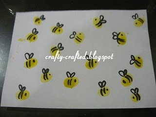 fingerprint bumblebees