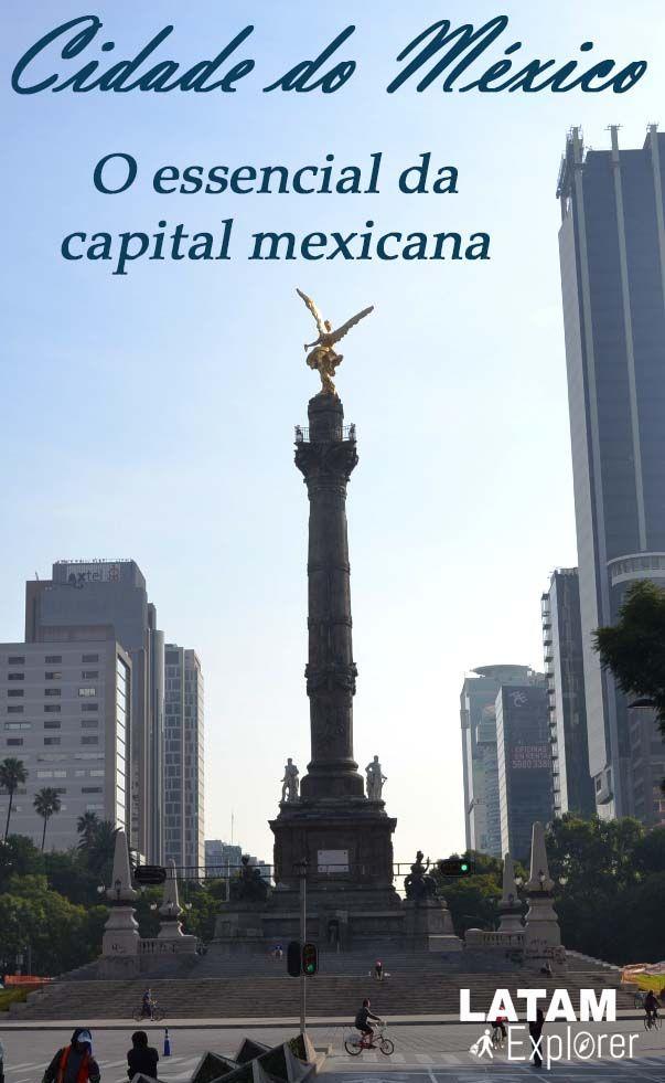 Cidade do México, DF - Um guia para descobrir o essencial da capital mexicana.