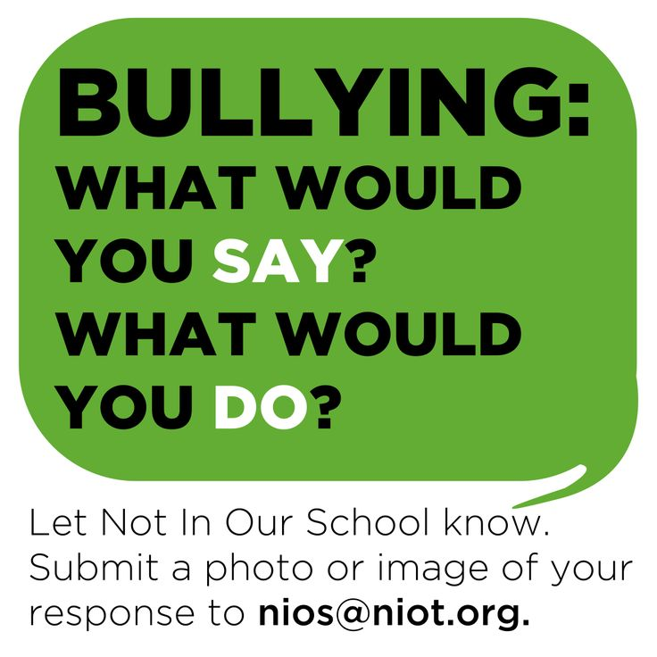 17 Best images about Anti-Bullying Pictures on Pinterest ...