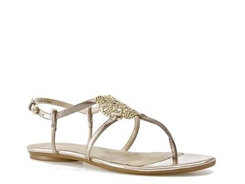 beach wedding sandals!!  clearanced at DSW :)