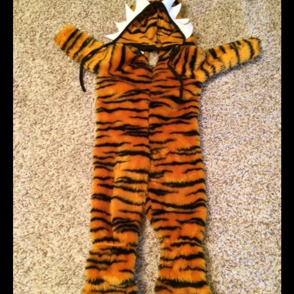 Tiger Halloween Costume Cute little tiger costume. Worn once in great condition. Other