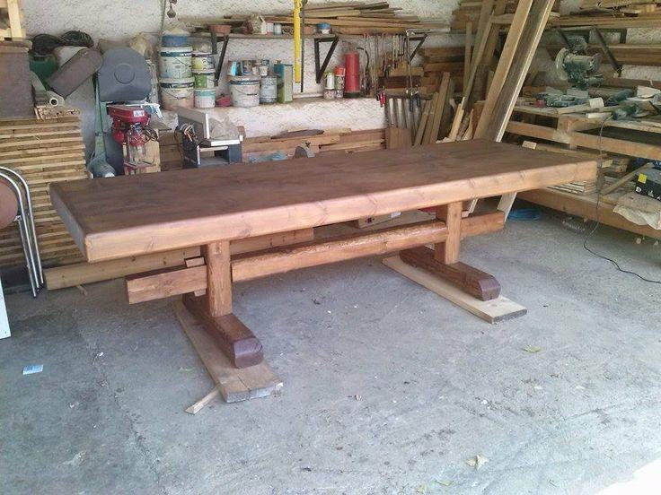 monastery table