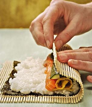 Osa in cucina: prova il sushi fatto in casa!