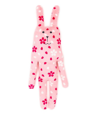 Take a look at this Sakura Rab Large Plush Toy by CRAFTHOLIC on #zulily today!