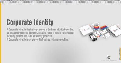 S R Initiatives: Corporate Identity Designing