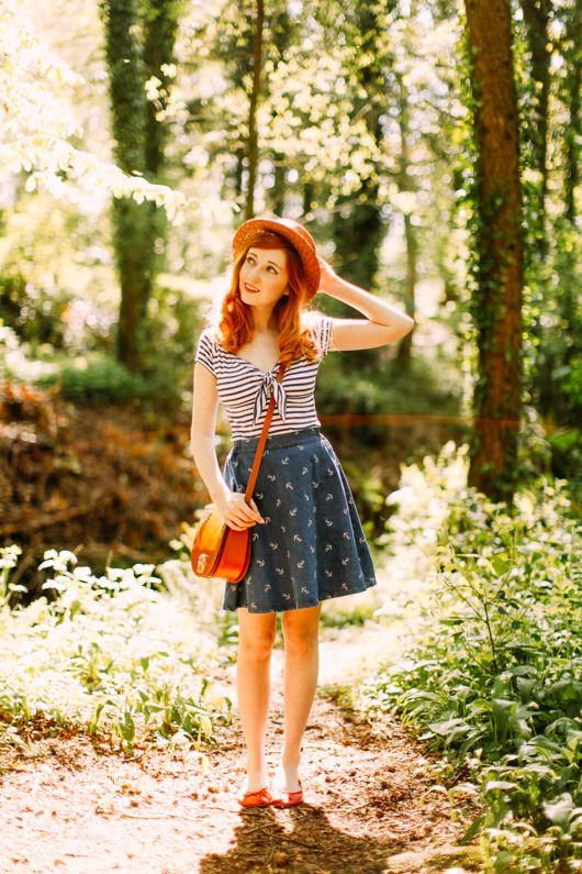 ♥ this look from the ModCloth Style Gallery! Cutest community ever. #indie #style