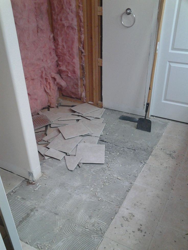 #Bathman's #Tip of The Week is about why we don't use #tile! Because if not done right it fails and is difficult to remove!! Learn more about our #acrylic #bathsystems at http://www.bathmanofidaho.com/ #BathmanofIdaho #BathmanRemodel #BathroomRemodel #BathroomRepair #Boise #Nampa #Idaho