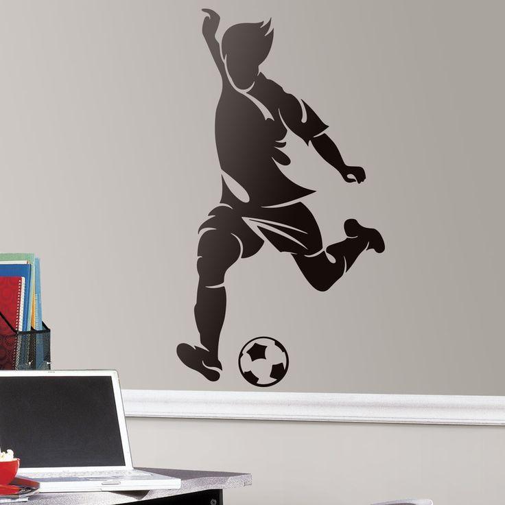 Jugador Futbol - VINILOS DECORATIVOS