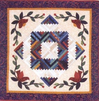 412 best Log Cabin Quilts images on Pinterest | Log cabin quilts ... : quakertown quilts - Adamdwight.com