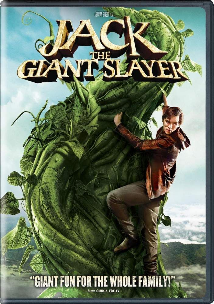 Jack The Giant Slayer 3D Blu Ray/DVD combo