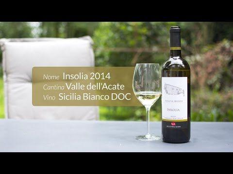 """Excantia.com - Le video degustazioni di Luca Gardini: """"Insolia"""" 2014 di Valle dell'Acate - YouTube"""
