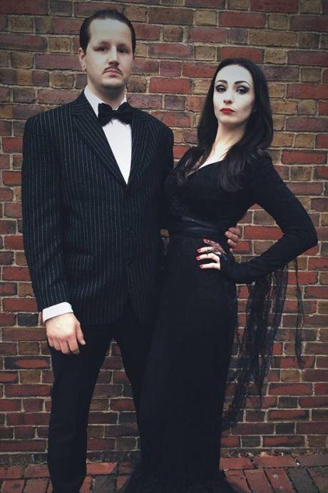 50+ Genius Couples Costumes for Halloween 2018 Couple costumes - cute halloween ideas for couples