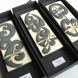Contemporary Maori Art Tiles - Stylish Maori Art Designs