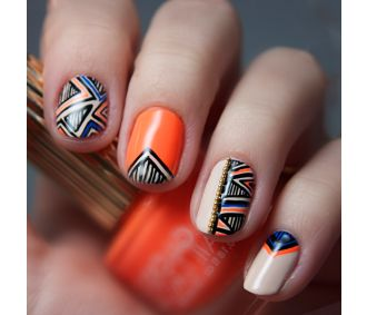pattern play nail kit