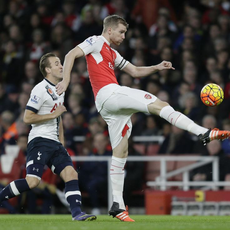 Arsenal Transfer News: Harry Redknapp Makes Harry Kane, Per Mertesacker Claim