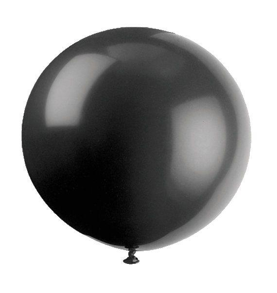3ft Gender Reveal Balloon by BalloonandPaper on Etsy