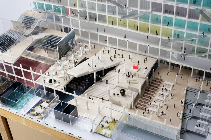 Gallery of OMA wins first competition for Chu Hai College Campus in Hong Kong…