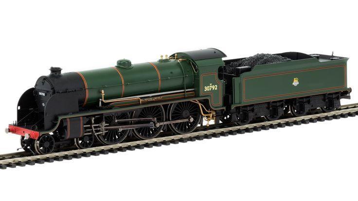 Hornby R3456 BR 4-6-0 'Sir Hervis de Revel' N15 King Arthur Class - Early BR - New Arrivals - Shop