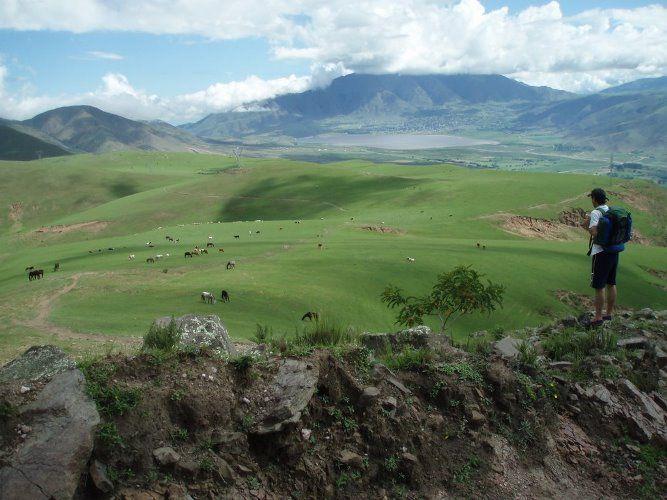 Valle de La Cienaga - Tafi del Valle - Tucumán - Argentina