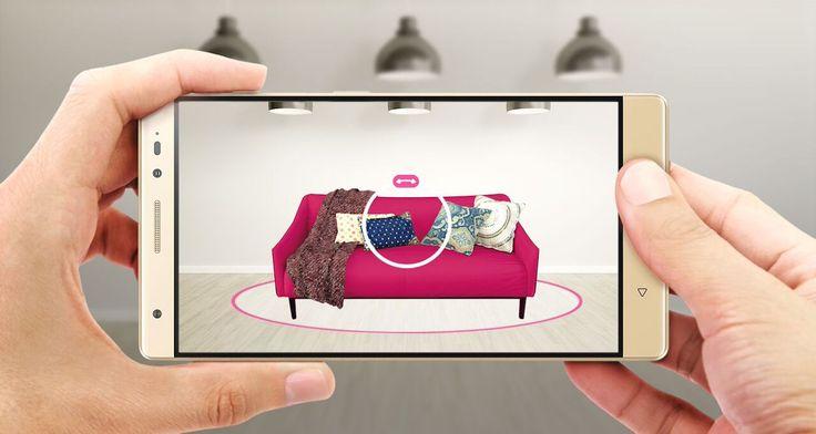 Al CES 2017 inizia l'era di Project Tango http://www.sapereweb.it/al-ces-2017-inizia-lera-di-project-tango/        Una delle esperienze di realtà aumentata su Phab 2 Pro Las Vegas — Tanti prodotti, ma anche esperienze d'uso: Lenovo al CES di Las Vegaslancia una nuova linea di computer dedicata ai videogiocatori, un assistente virtuale e due tablet. Ma tra le novità principali, ecco le prime applic...