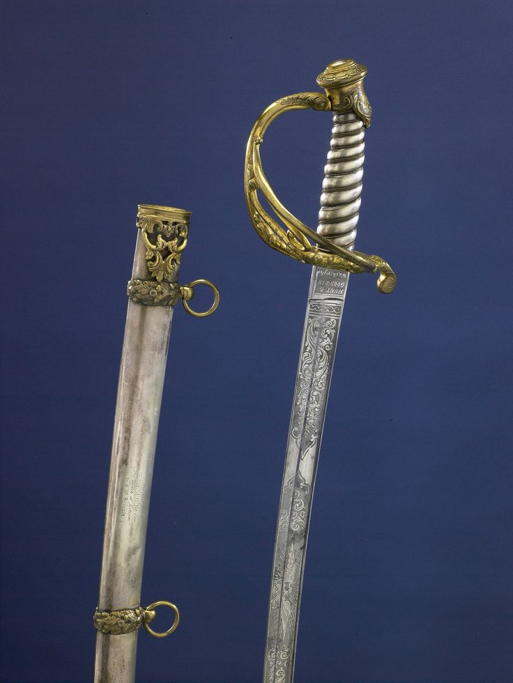 Twice recaptured, this Civil War sword changed hands on today's date (March 10) in 1864.