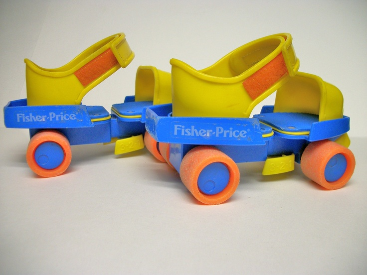 First Skates from Fisher Price