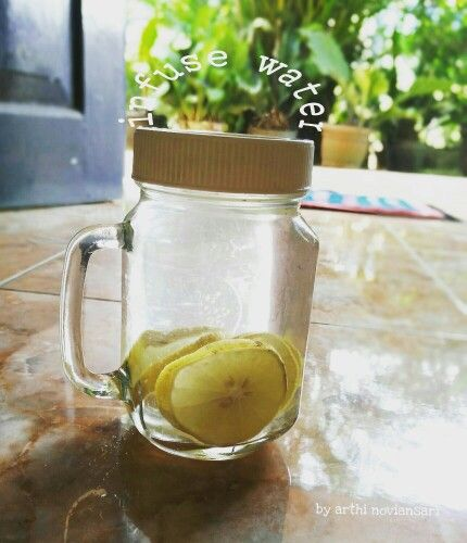 Water infuse