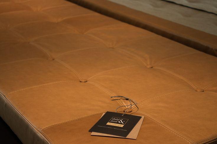 Daybed madrasser med Vacona anilinl?der