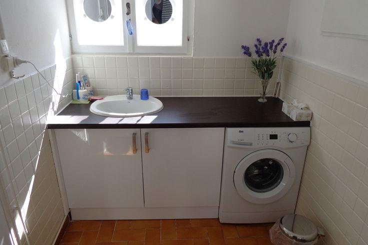 kleine badkamer wasmachine   Google zoeken   SmalL SpacE DesigN   Pinterest   Google and Search