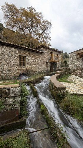Dimitsana village, Arcadia, Greece | plf-travelphotos.com