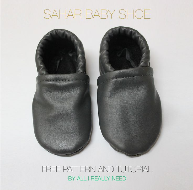 DIY Baby Shoes free pattern and tutorial... I'm going to try this with some felted wool sweaters