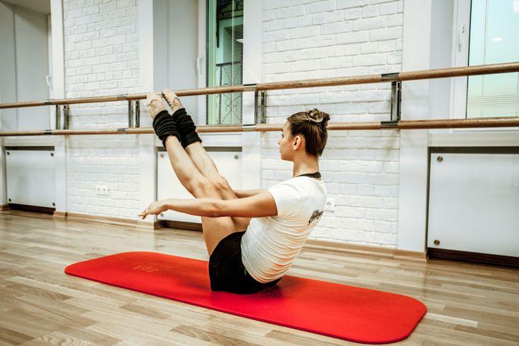 15 упражнений, которые сделают из вас балерину. Изображение номер 2